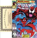 Spider-Man Unlimited (1993 1st Series) 1DF.SIGNED