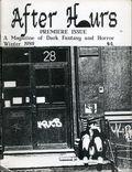 After Hours (1989-1995 Fanzine) 1