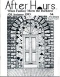 After Hours (1989-1995 Fanzine) 20
