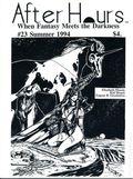 After Hours (1989-1995 Fanzine) 23