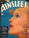 Ainslee's Smart Love Stories (1934-1938 Street & Smith) Vol. 1 #1