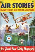 Air Stories (UK 1935-1940 Newnes) Pulp Vol. 1 #1