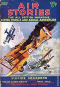 Air Stories (UK Series 1935-1940 Newnes) Pulp Vol. 1 #3