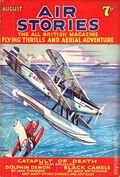 Air Stories (UK Series 1935-1940 Newnes) Pulp Vol. 1 #4