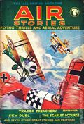 Air Stories (1935-1940 Pulp) UK Edition Vol. 1 #5