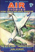 Air Stories (UK Series 1935-1940 Newnes) Pulp Vol. 1 #8
