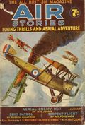 Air Stories (UK Series 1935-1940 Newnes) Pulp Vol. 2 #1