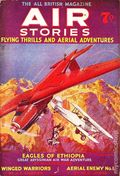 Air Stories (UK 1935-1940 Newnes) Pulp Vol. 2 #2