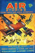Air Stories (UK Series 1935-1940 Newnes) Pulp Vol. 2 #3