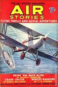Air Stories (UK Series 1935-1940 Newnes) Pulp Vol. 2 #4