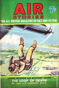 Air Stories (UK Series 1935-1940 Newnes) Pulp Vol. 2 #5