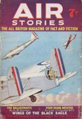 Air Stories (UK Series 1935-1940 Newnes) Pulp Vol. 2 #6