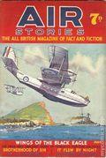 Air Stories (UK Series 1935-1940 Newnes) Pulp Vol. 3 #1
