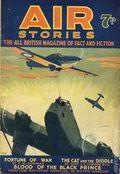 Air Stories (UK Series 1935-1940 Newnes) Pulp Vol. 3 #2