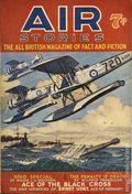 Air Stories (UK Series 1935-1940 Newnes) Pulp Vol. 3 #3