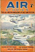Air Stories (UK Series 1935-1940 Newnes) Pulp Vol. 3 #4