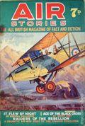 Air Stories (UK Series 1935-1940 Newnes) Pulp Vol. 3 #5