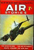 Air Stories (UK Series 1935-1940 Newnes) Pulp Vol. 3 #6