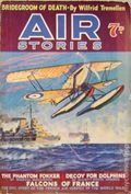 Air Stories (UK Series 1935-1940 Newnes) Pulp Vol. 4 #2