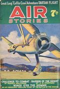 Air Stories (UK Series 1935-1940 Newnes) Pulp Vol. 4 #3