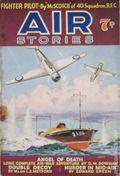 Air Stories (UK Series 1935-1940 Newnes) Pulp Vol. 5 #1