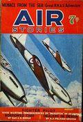 Air Stories (UK Series 1935-1940 Newnes) Pulp Vol. 5 #2