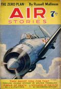 Air Stories (UK Series 1935-1940 Newnes) Pulp Vol. 5 #4