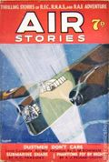 Air Stories (UK Series 1935-1940 Newnes) Pulp Vol. 5 #5