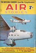 Air Stories (1935-1940 Pulp) UK Edition Vol. 6 #2