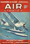 Air Stories (1935-1940 Pulp) UK Edition Vol. 6 #4