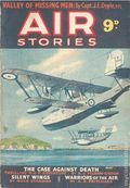 Air Stories (1935-1940 Pulp) UK Edition Vol. 6 #5