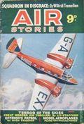 Air Stories (1935-1940 Pulp) UK Edition Vol. 6 #6