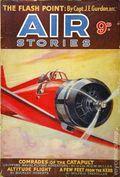 Air Stories (1935-1940 Pulp) UK Edition Vol. 7 #1