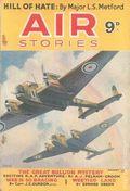 Air Stories (UK Series 1935-1940 Newnes) Pulp Vol. 7 #2
