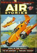Air Stories (1935-1940 Pulp) UK Edition Vol. 7 #4
