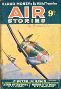 Air Stories (UK Series 1935-1940 Newnes) Pulp Vol. 7 #5