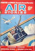 Air Stories (UK Series 1935-1940 Newnes) Pulp Vol. 7 #6