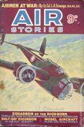 Air Stories (1935-1940 Pulp) UK Edition Vol. 8 #2