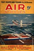 Air Stories (1935-1940 Pulp) UK Edition Vol. 8 #3