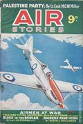 Air Stories (1935-1940 Pulp) UK Edition Vol. 8 #4