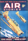 Air Stories (1935-1940 Pulp) UK Edition Vol. 8 #6