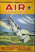 Air Stories (1935-1940 Pulp) UK Edition Vol. 9 #1