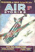 Air Stories (1935-1940 Pulp) UK Edition Vol. 9 #2