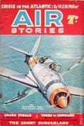Air Stories (UK Series 1935-1940 Newnes) Pulp Vol. 9 #3