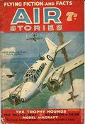 Air Stories (1935-1940 Pulp) UK Edition Vol. 9 #6