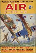 Air Stories (UK Series 1935-1940 Newnes) Pulp Vol. 10 #2
