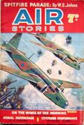 Air Stories (UK 1935-1940 Newnes) Pulp Vol. 10 #3