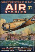 Air Stories (1935-1940 Pulp) UK Edition Vol. 10 #4
