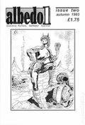 Albedo One (1993 Tachyon Publications) Digest 2