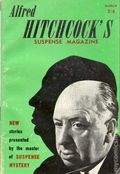 Alfred Hitchcock's Suspense Magazine (1957-1958 Hitchcock Publications) 1